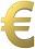 Euros por euro apostado