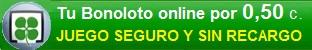 Juega Bonoloto en tu Administracion de Internet