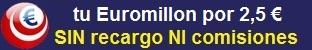 Juega Euromillones sin pagar comisiones