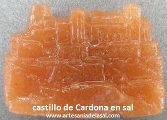 Castillo de Cardona en sal