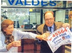 2ª y 3ª generación de Loterias Valdés