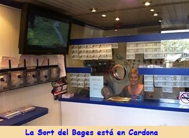 Administracion de loteria n 2 de Cardona